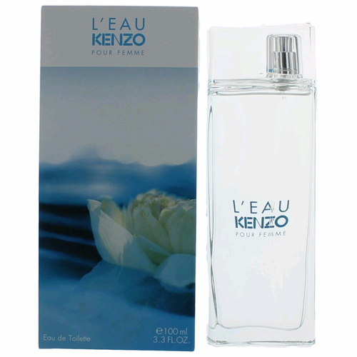 L'eau Par Kenzo by Kenzo, 3.4 oz Eau De Toilette Spray for Women Leau
