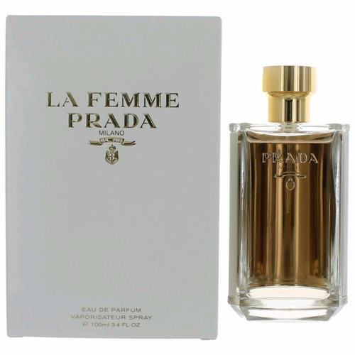 La Femme Prada by Prada, 3.4 oz Eau de Parfum Spray for Women