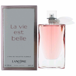 La Vie Est Belle Florale by Lancome, 3.4 oz L'Eau De Toilette Spray for Women