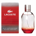 Lacoste Red by Lacoste, 4.2 oz Eau De Toilette Spray for Men
