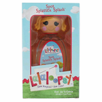 Lalaloopsy by Lalaloopsy, Spot Splatter Splash 3.4 oz Eau De Toilette Spray for Girls