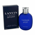 Lanvin L'Homme Sport by Lanvin, 3.4 oz Eau De Toilette Spray for men