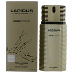 Lapidus Gold Extreme by Ted Lapidus, 3.3 oz Eau De Toilette Spray for Men