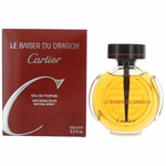 Le Baiser Du Dragon by Cartier, 3.3 oz Eau De Parfum Spray for Women