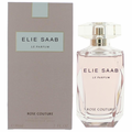 Le Parfum Rose Couture by Elie Saab, 3 oz Eau De Toilette Spray for Women