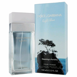 Light Blue Dreaming in Portofino by Dolce & Gabbana, 3.3 oz Eau De Toilette Spray for Women