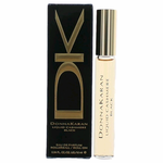 Liquid Cashmere Black by Donna Karan, .34 oz Eau De Parfum Rollerball for Women