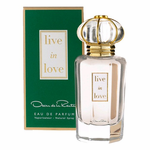 Live in Love by Oscar De La Renta, 3.4 oz Eau De Parfum Spray for Women