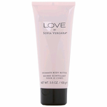 Love by Sofia Vergara, 3.4 oz Body Butter Lotion for Women