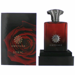 Lyric by Amouage, 3.4 oz Eau De Parfum Spray for Men