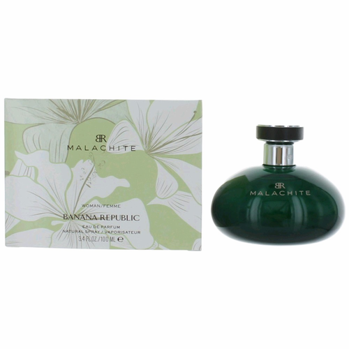 Malachite by Banana Republic, 3.4 oz Eau De Parfum Spray for Women Special Edition