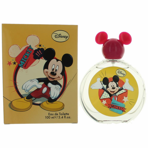 Ed Hardy Deluxe Collection Fragrance Gift Set For Women 4 Pc: Mickey Mouse - FREE Shipping For Orders Over $59