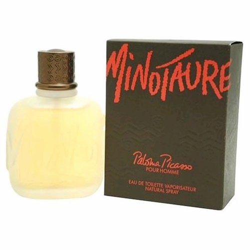 Authentic Minotaure Cologne By Paloma Picasso 2 5 Oz Eau