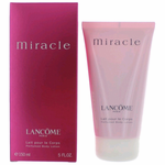 Miracle by Lancome, 5 oz Perfumed Body Lotion for Women
