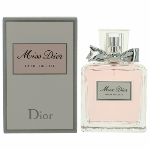 Miss Dior by Christian Dior, 3.4 oz Eau De Toilette Spray for Women