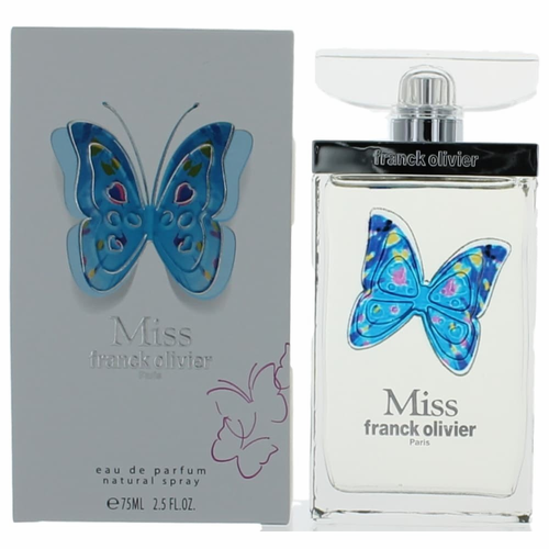 Miss Franck Olivier by Franck Olivier, 2.5 oz Eau De Parfum Spray for Women