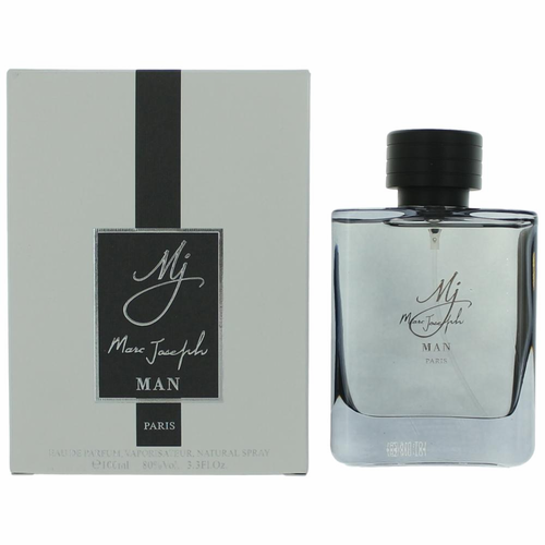 MJ Man by Marc Joseph, 3.3 oz Eau De Parfum Spray for Men