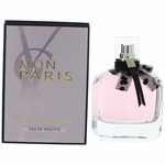 Mon Paris by Yves Saint Laurent, 3 oz Eau De Toilette Spray for Women