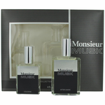 Monsieur Musk by Dana, 2 Piece Gift Set for Men