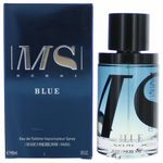 MS Blue Homme by Marco Serussi, 3 oz Eau De Toilette Spray for Men