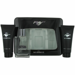 Mustang by Mustang, 3 Piece Gift Set for Men in Tin Box