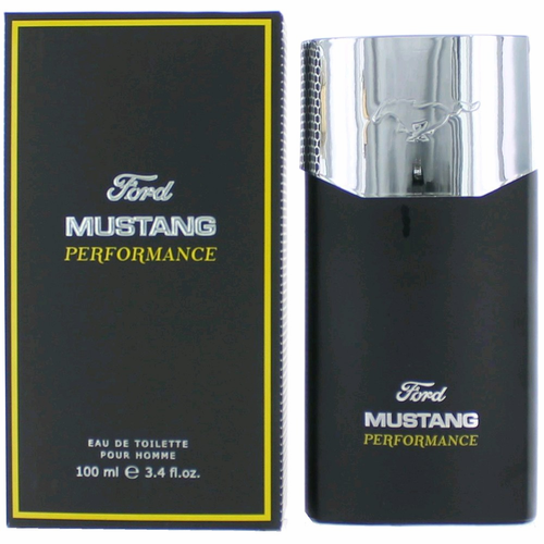 Mustang Performance by Mustang, 3.4 oz Eau De Toilette for Men