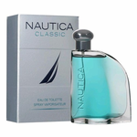 Nautica Classic by Nautica, 3.4 oz Eau De Toilette Spray, Men