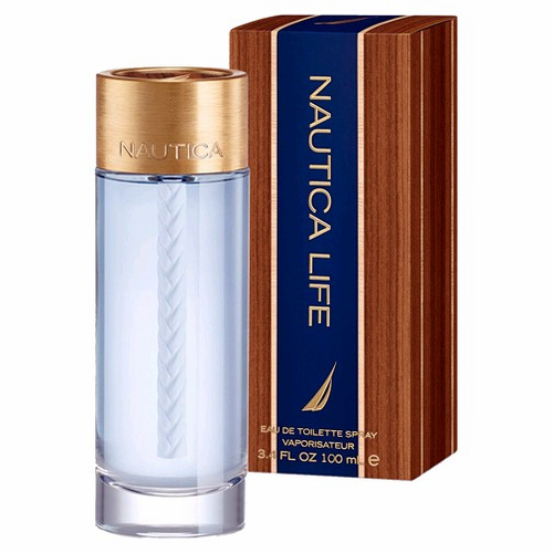 Nautica Life by Nautica, 3.4 oz Eau De Toilette Spray for Men