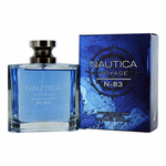 Nautica Voyage N-83 by Nautica, 3.4 oz Eau De Toilette Spray for Men