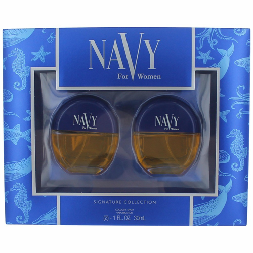 Navy by Dana, 2 Piece Gift Set for Women