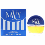 Navy by Dana, .6 oz Cologne Spray for Women