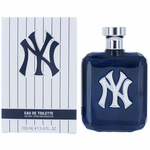 New York Yankees by New York Yankees, 3.4 oz Eau De Toilette Spray for Men