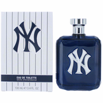 New York Yankees by NY Yankees, 3.4 oz Eau De Toilette Spray for Men
