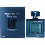 Night Touch by Franck Olivier, 3.4 oz Eau De Toilette Spray for Men