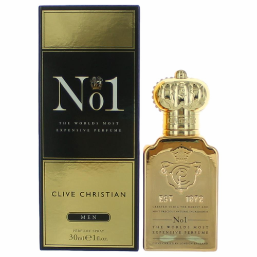 No.1 Original Collection by Clive Christian, 1 oz Perfume Spray for Men