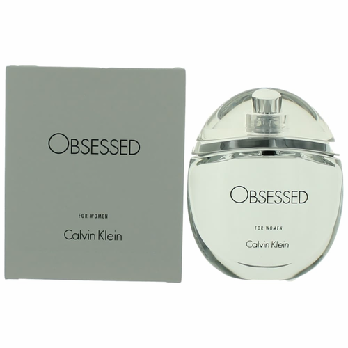 Obsessed by Calvin Klein, 3.4 oz Eau De Parfum Spray for Women