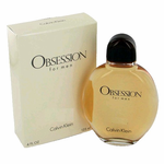 Obsession by Calvin Klein, 4 oz Eau De Toilette Spray for Men