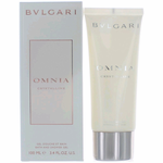 Omnia Crystalline by Bvlgari, 3.4 oz Bath and Shower Gel for Women