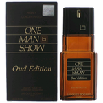 One Man Show Oud Edition by Jacques Bogart, 3.3 oz Eau De Toilette Spray for Men