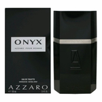Onyx by Azzaro, 3.4 oz Eau De Toilette Spray for Men