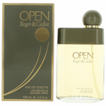 Open by Roger & Gallet, 3.3 oz Eau De Toilette Spray for Men