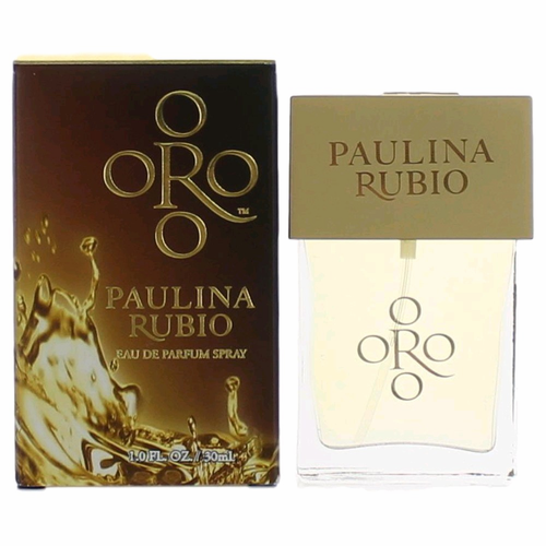 Oro by Paulina Rubio, 1 oz Eau De Parfum Spray for Women