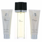 Oscar by Oscar De La Renta, 3 Piece Gift Set for Women