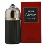 Pasha de Cartier Edition Noire by Cartier, 3.3 oz Eau De Toilette Spray for Men