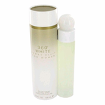 Perry Ellis 360 White by Perry Ellis, 3.4 oz Eau De Parfum Spray for women
