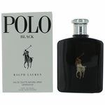 Polo Black by Ralph Lauren, 4.2 oz Eau De Toilette Spray for Men Tester