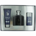 Polo Blue by Ralph Lauren, 3 Piece Gift Set for Men