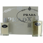 Prada Milano Infusion D'Homme by Prada, 2 Piece Gift Set for Men