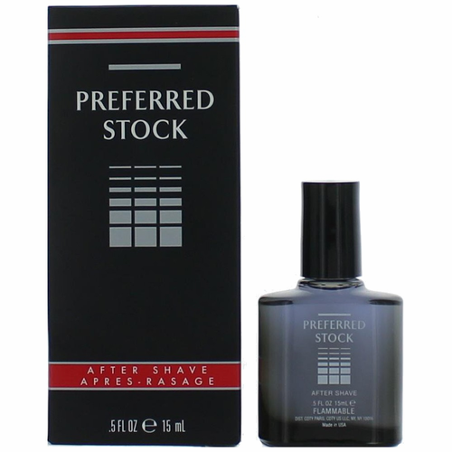Preferred Stock by Coty, 0.5 oz After Shave Splash for Men