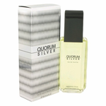 Quorum Silver by Puig, 3.4 oz Eau De Toilette Spray for men